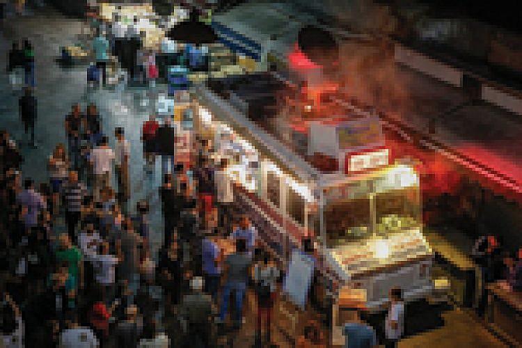 אוטואוכל ירושלים