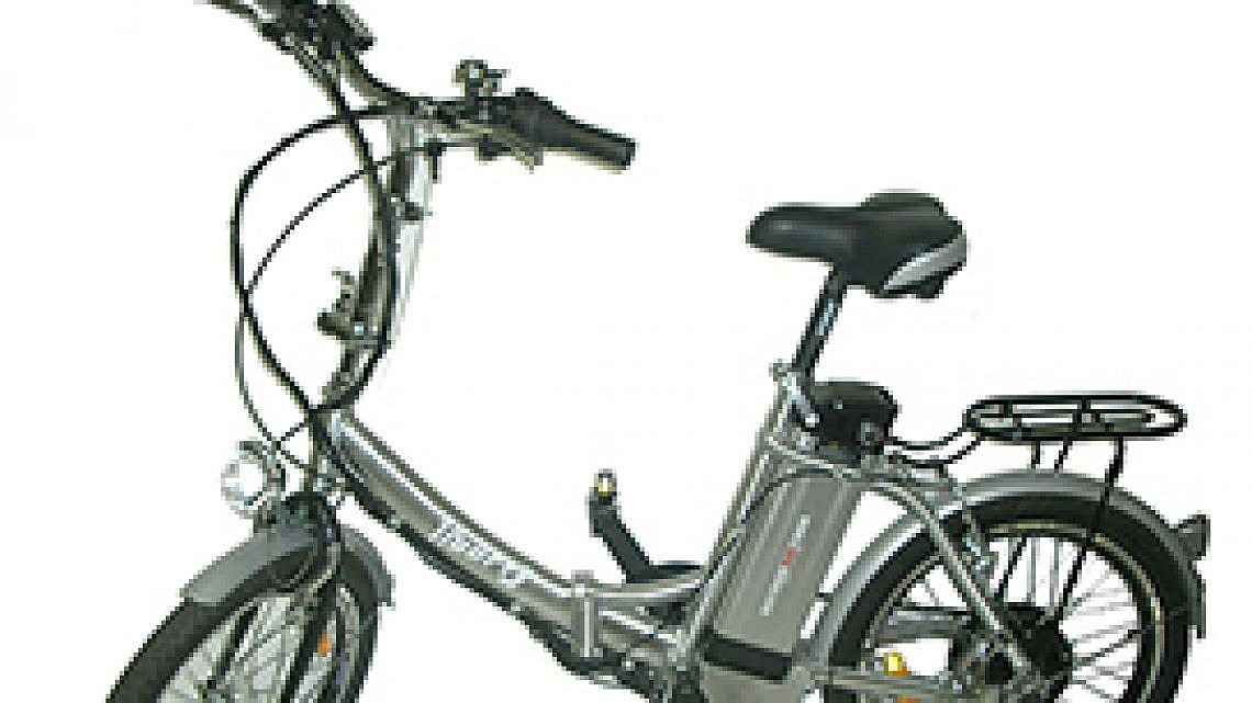 אופניים חשמליים