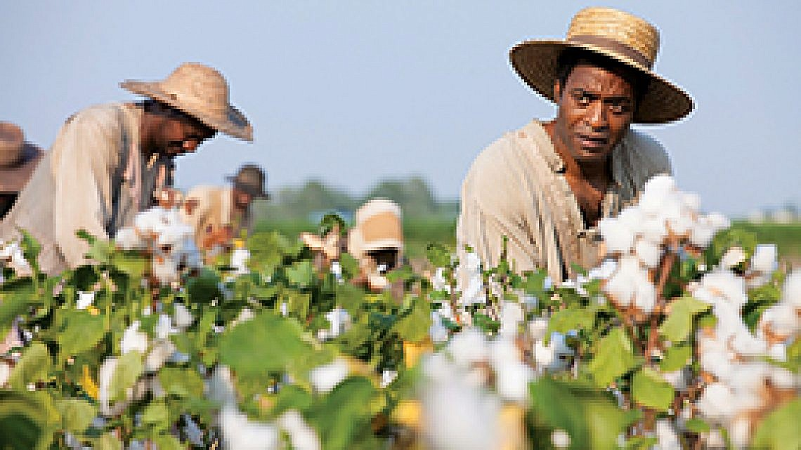 """צ'יווטל אגיופור ב""""12 שנים של עבדות"""""""
