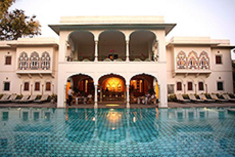 צילום: Samode Hotels