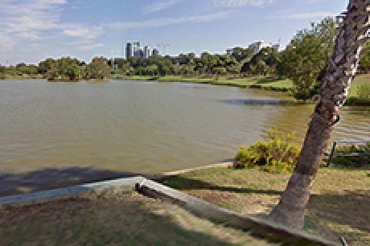 פארק הירקון. מתוך Google Street View