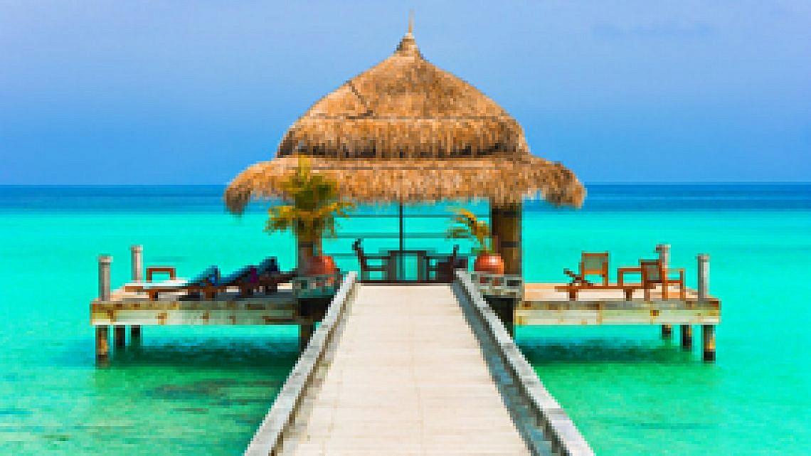 האיים המלדיביים. צילום: Shutterstock