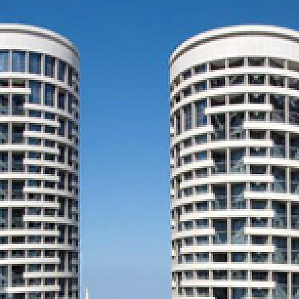 מגדלי Yoo. צילום: Architector, ברישיון Cc-by-sa-3.0