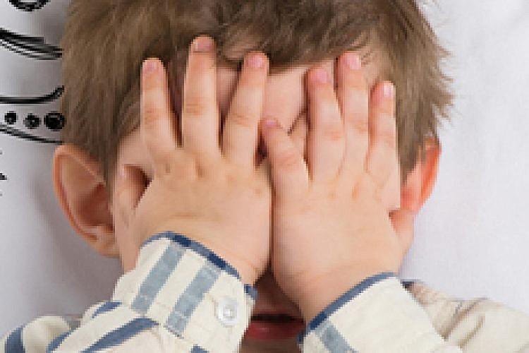 ילד מפחד. חרדה. צילום: שאטרסטוק
