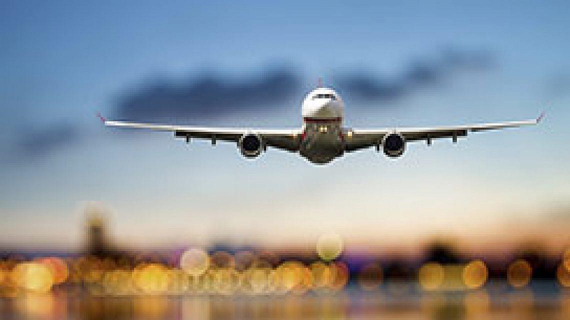 מטוס. צילום: Shutterstock