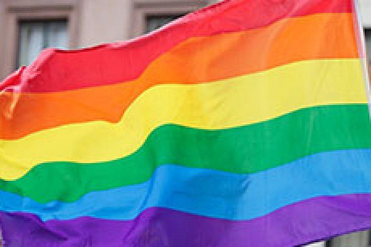 דגל הגאווה (צילום: Shutterstock)