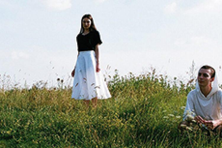 הקולקציה של מאיה בש. צילום: דויד מזרחי