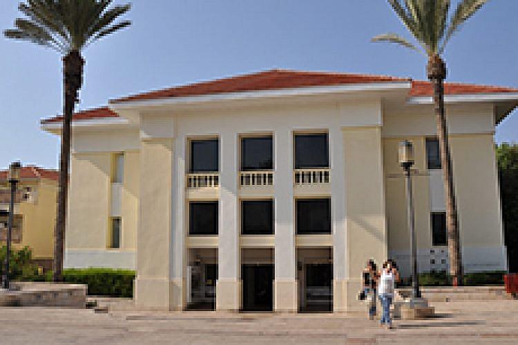 מרכז סוזן דלל. צילום: עמוס גיל