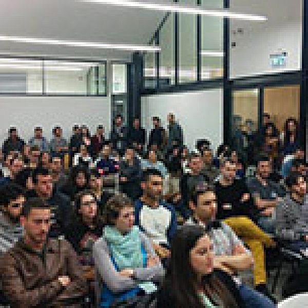מרכז הצעירים ביפת 83. צילום: עיריית תל אביב