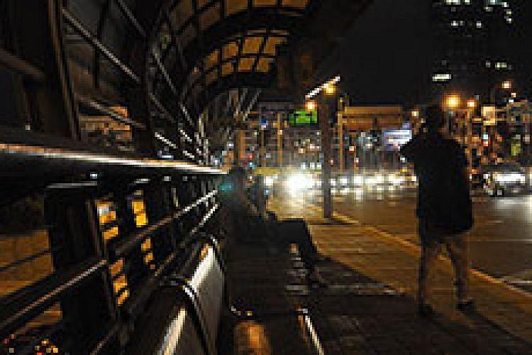 גשר לה גווארדיה. צילום: יונתן גת