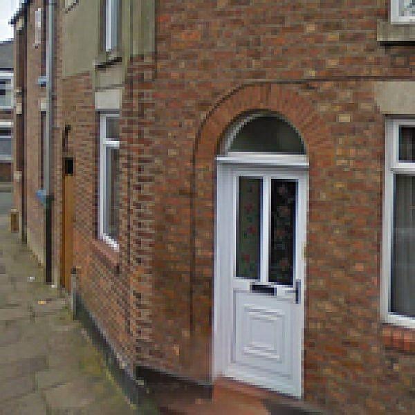ביתו של איאן קרטיס (Google Street View)