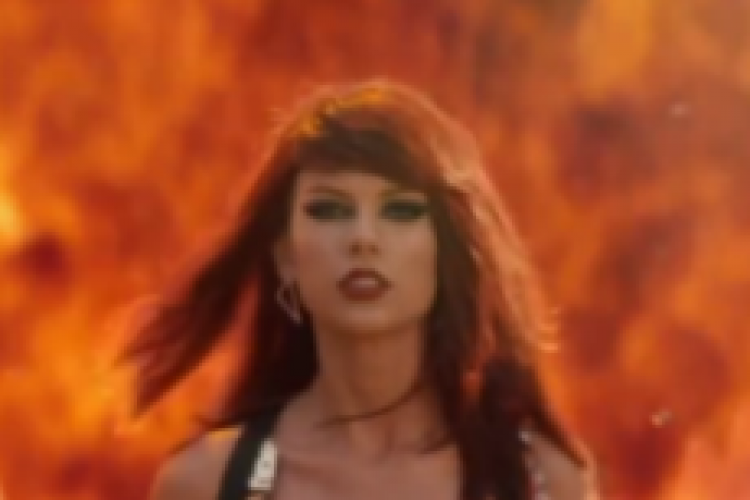 מתוך הקליפ Bad Blood
