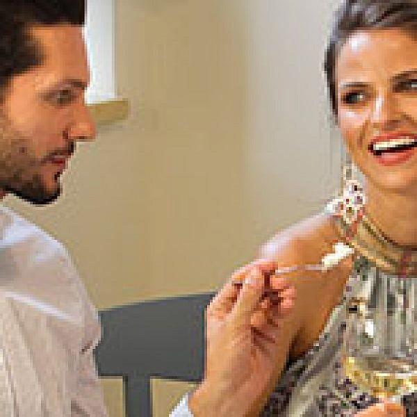 רומנטיקה איטלקית עם גבינות גד. צילום: אנטולי מיכאלו