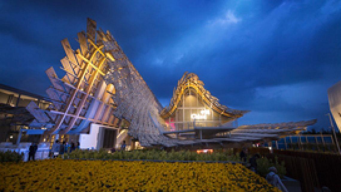 הביתן הסיני, מתוך תערוכת Expo (צילום: Daniele Mascolo)