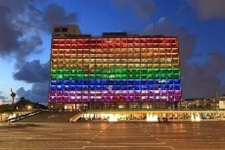 בניין עיריית תל אביב. צילום: Shutterstock