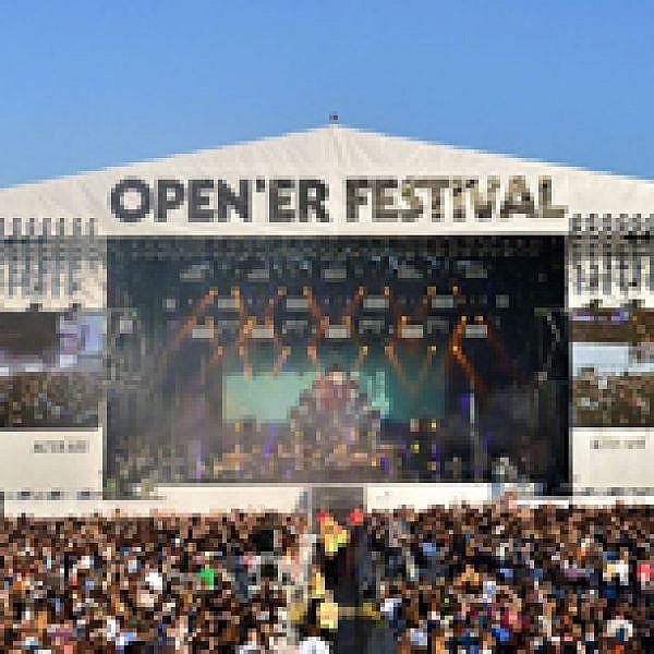 Open'er Festival. צילום: טומק קמינסקי