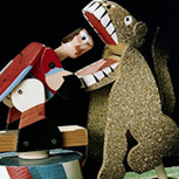 תערוכת הצעצועים במוזיאון ארץ ישראל