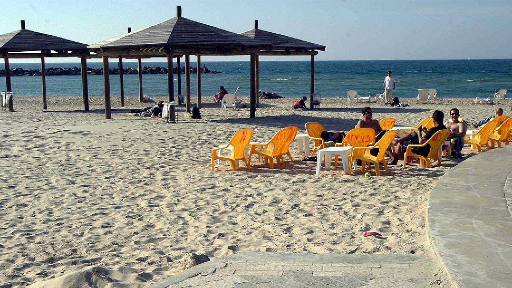 חוף שרתון-מציצים (תמונה: shutterstock)