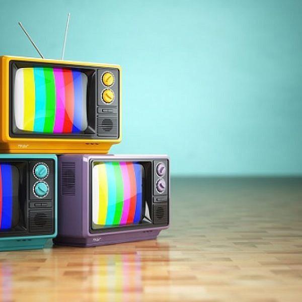 טלוויזיה. צילום: Shutterstock