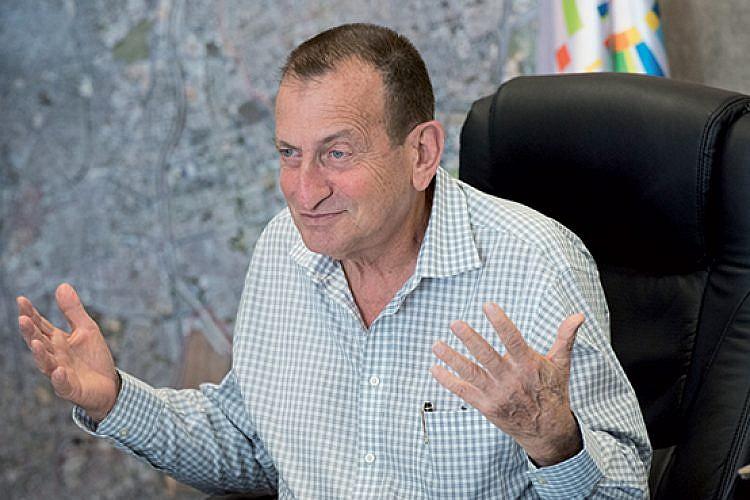 רון חולדאי (צילום: נמרוד סונדרס)