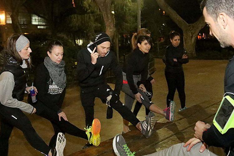 Run 2 Give (צילום: רונן מחלב)
