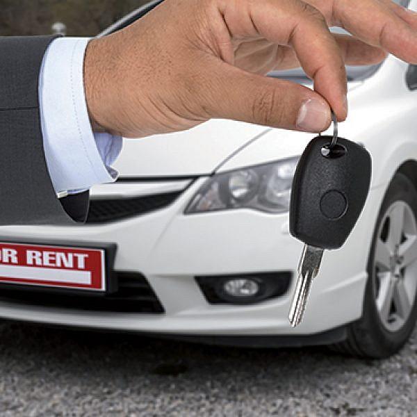 השכרת רכב (צילום: Shutterstock)
