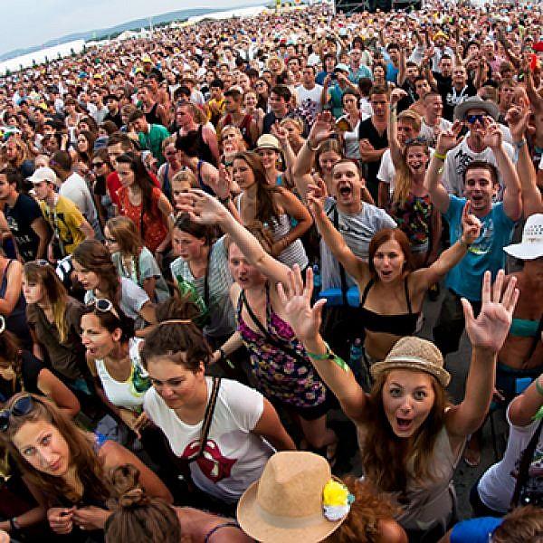 פסטיבל הופעות (צילום: Shutterstock)