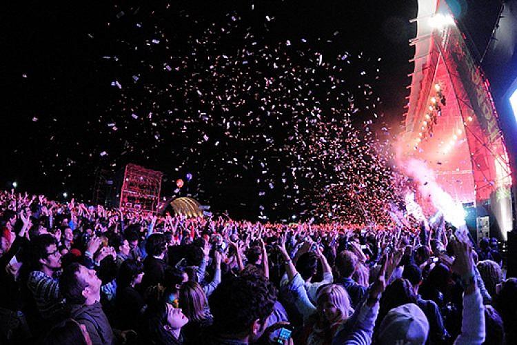 פסטיבל פרימוורה סאונד. צילום: Shutterstock