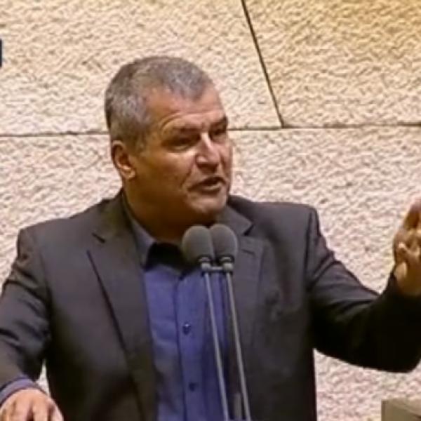 מיקי רוזנטל. צילום מסך מערוץ הכנסת