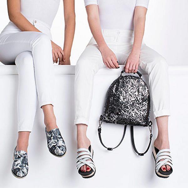 כ-40 מעצבים נעליים ואביזרי אופנה לנשים, גברים וילדים ביריד שופוני. צילום: דרור בן נפתלי