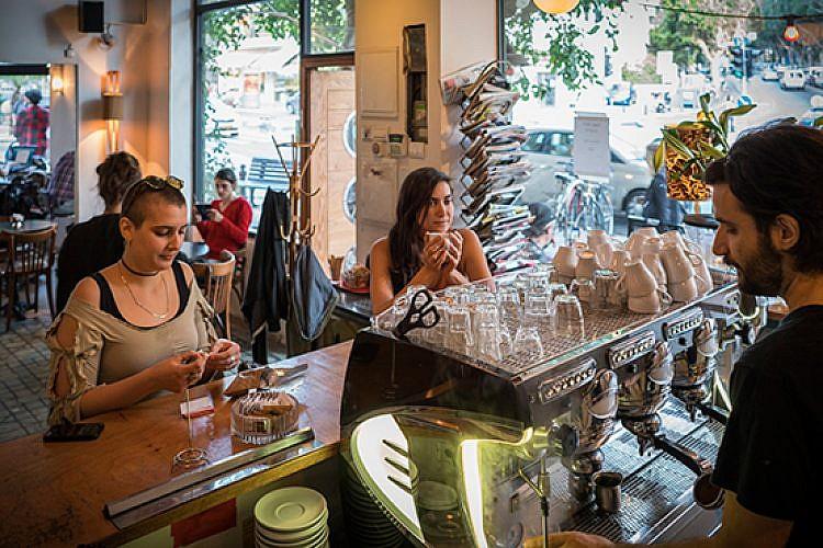 קפה באצ'ו (צילום: אנטולי מיכאלו)