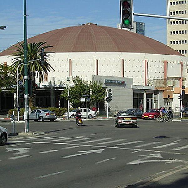 בניין הסינרמה (צילום: אבישי טייכר)