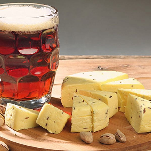 בירה וגבינות (צילום: shutterstock)
