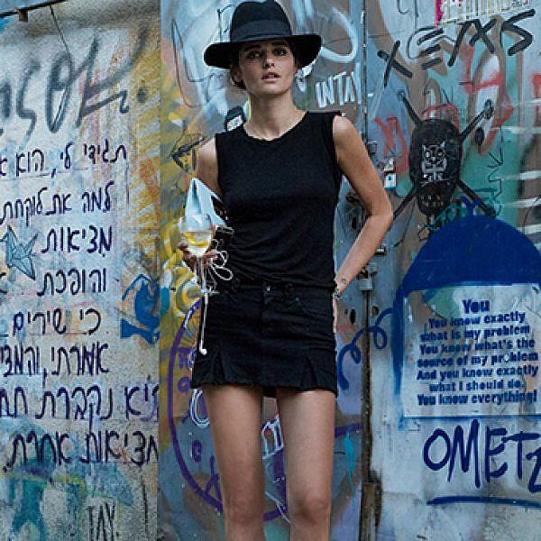 אניה מרטירוסוב, השקת האתר של טל קליינבורט בארטמיסיה. צילום: נטלי זריקר