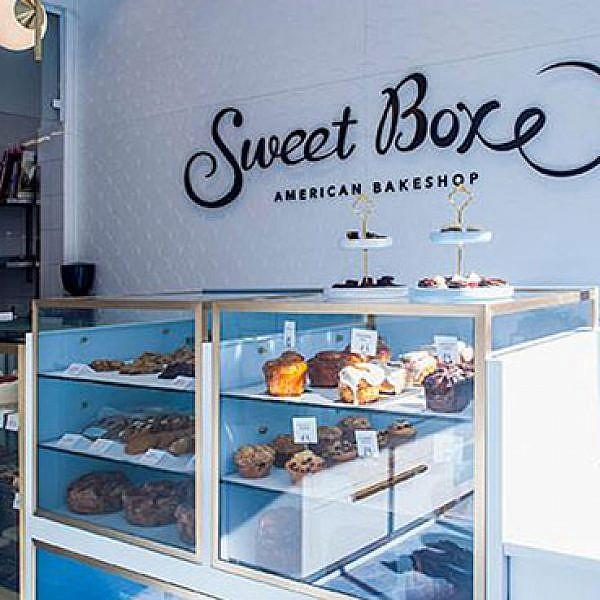 Sweet Box בייקרי אמריקאי, צילום: יואב גורין