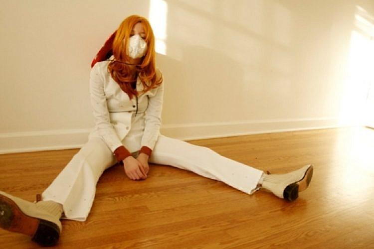 היילי פוהר היא ג'קי לין. צילום: ג'וליה דראטל