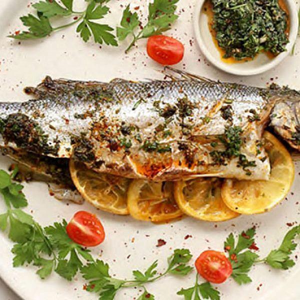 לברק מתכון דג