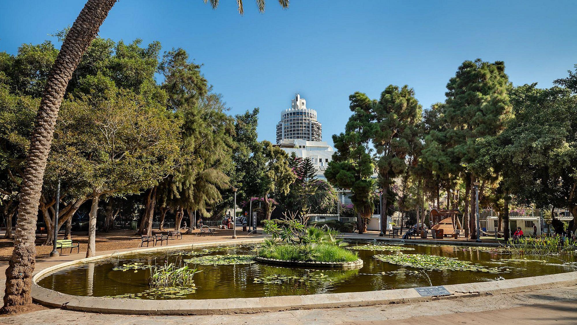 גן מאיר (צילום: Shutterstock)