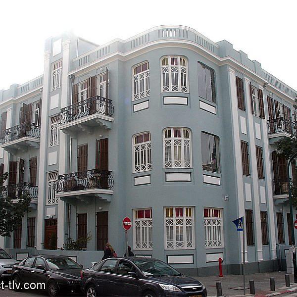 רחוב החשמל. מתוך אתר project-tlv.com