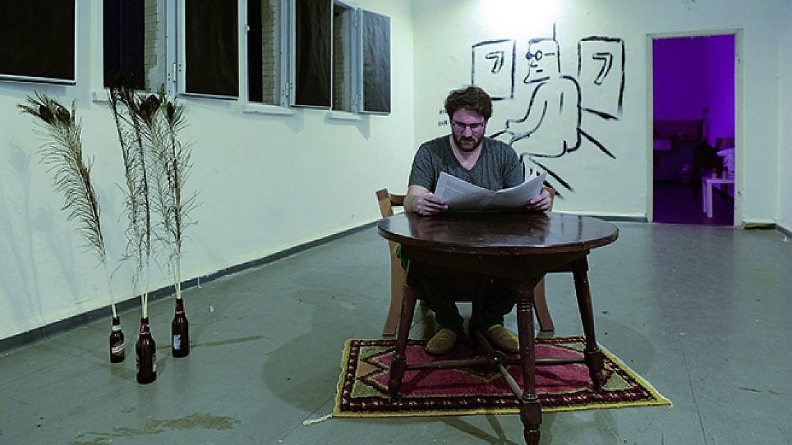 דן אלון (צילום: גוני ריסקין)