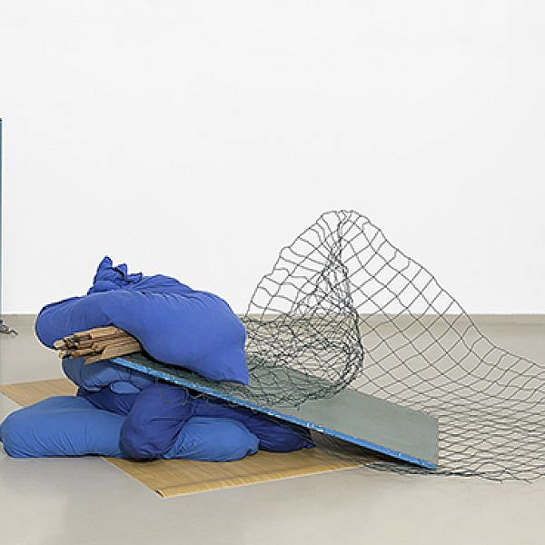 עבודה של עדן בנט במוזיאון נחושתן (צילום: ורהפטיג ונציאן)