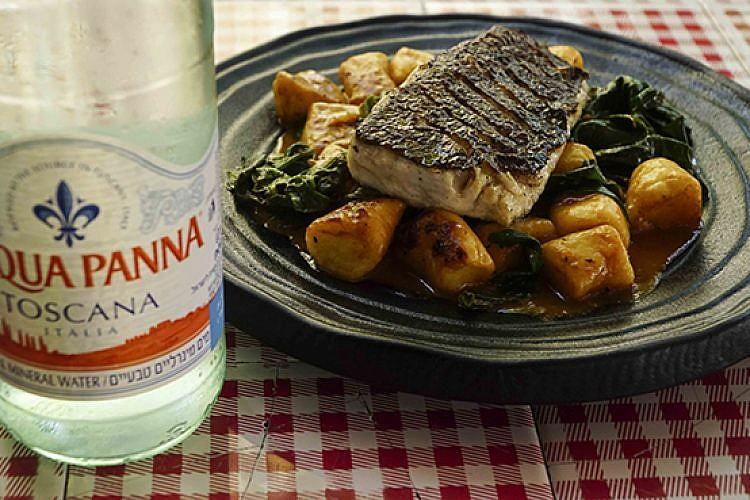 המנה הטוסקנית של מסעדת פיאצה. צילום: TLVR