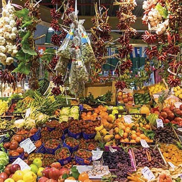 סיור שווקים בפירנצה. צילום: סאטרסטוק