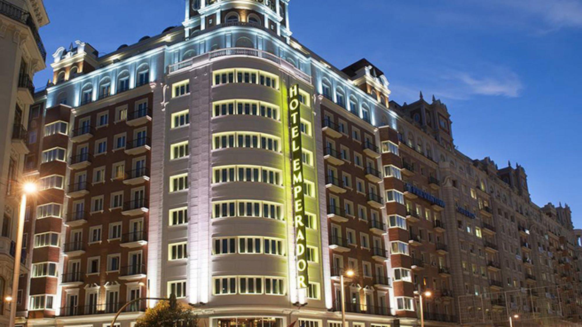 מלון אמפרדור במדריד. צילום: אתר בוקינג