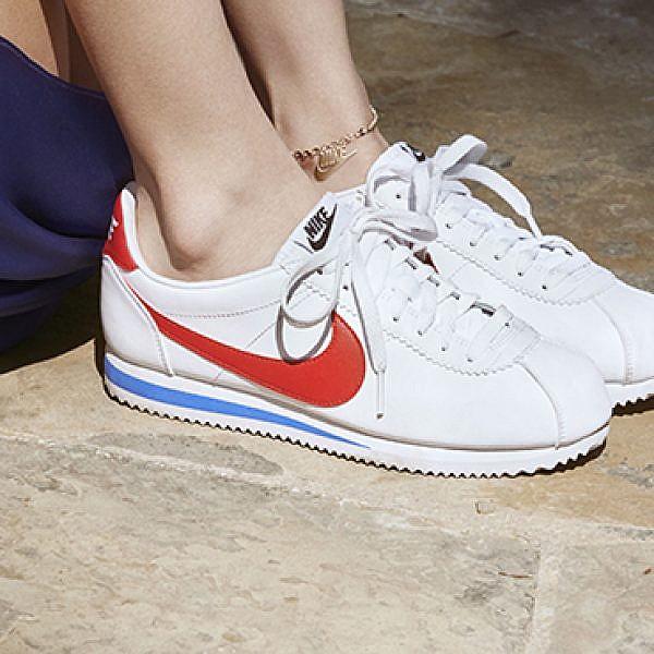 נעלי קורטז בקמפיין נייק. צילום: יח