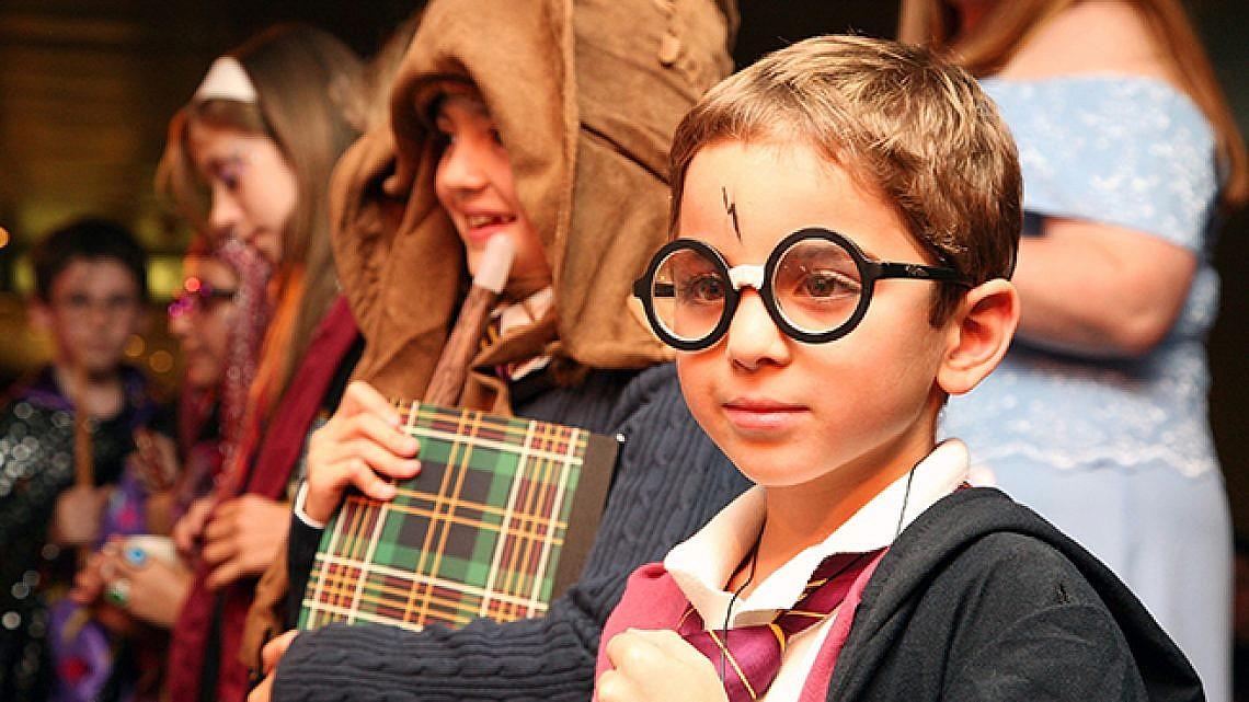 מעריץ הארי פוטר (צילום: Getty Images)
