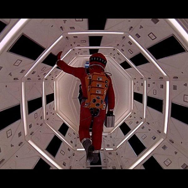 2001: אודיסאה בחלל (צילום מסך)