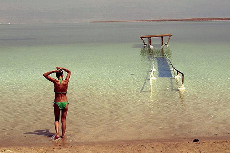 ים המלח. צילום: גטי אימג'ס