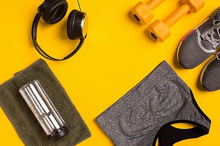 צאי מהכובד. חזיות הספורט הכי תומכות (צילום: Shutterstock)