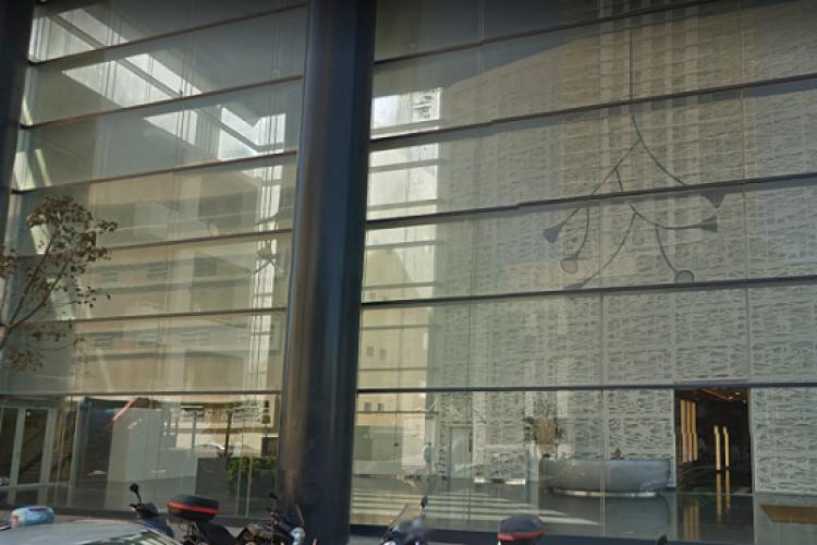 רוטשילד 22 (צילום מסך מתוך Google maps)